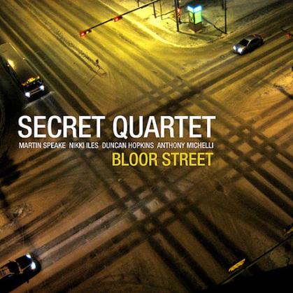 tapa Bloor Street